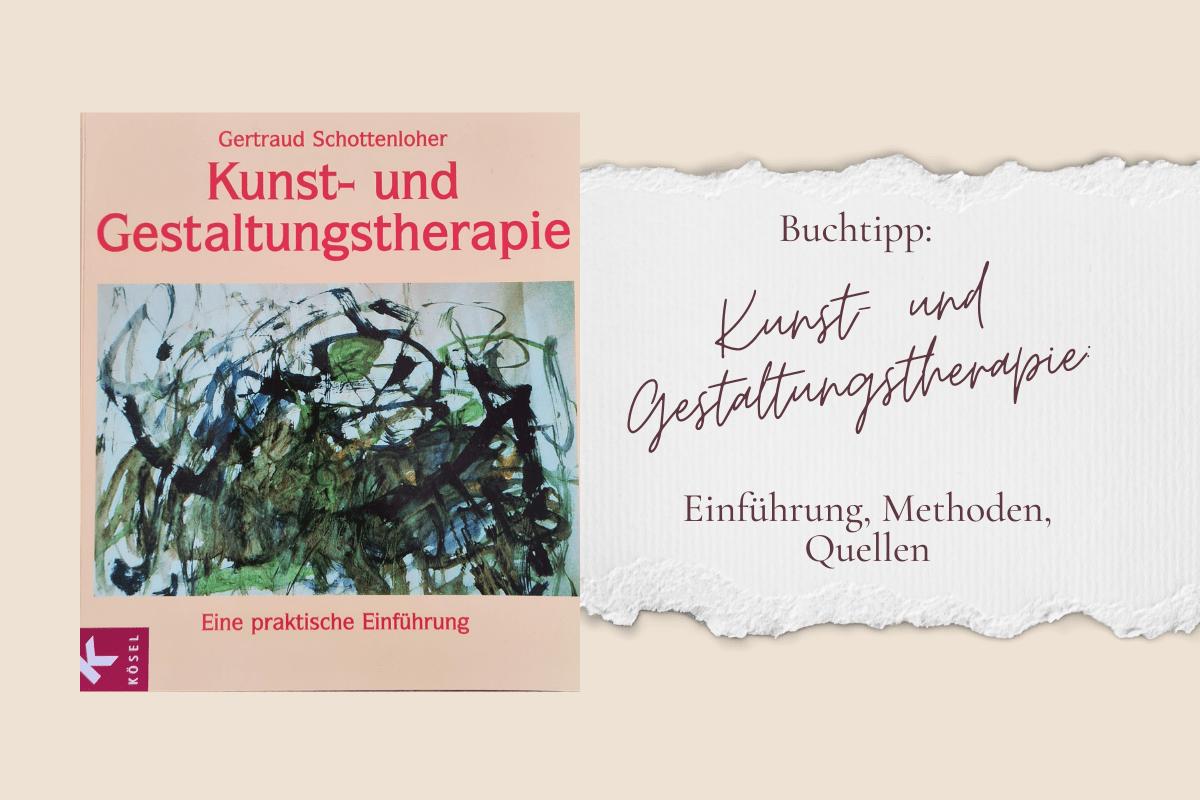 Kunst und Gestaltungstherapie Buchcover